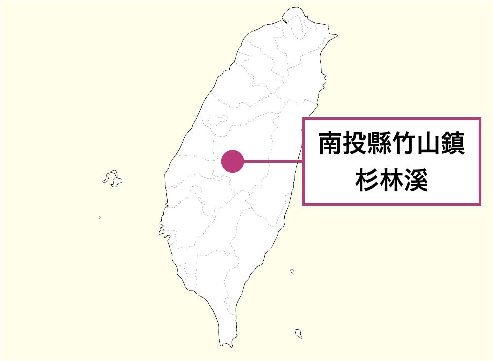 台湾茶産地
