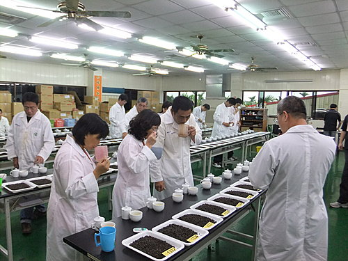 台湾茶凍頂烏龍茶