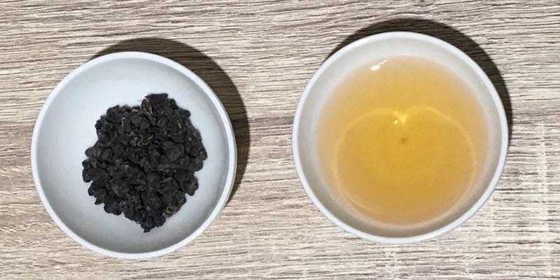 凍頂烏龍茶(特賞)