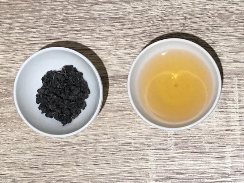 凍頂烏龍茶(特等奨)