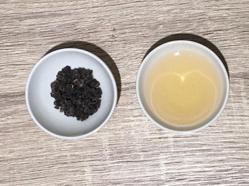 台湾 凍頂烏龍茶(阿里山)
