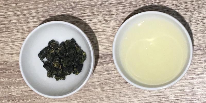 杉林溪高山茶