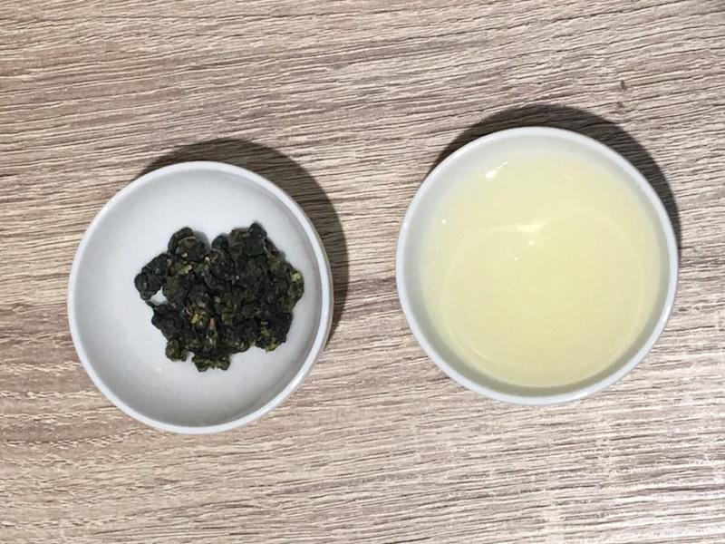 台湾 杉林溪高山茶