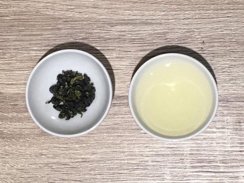 台湾 阿里山金萱茶