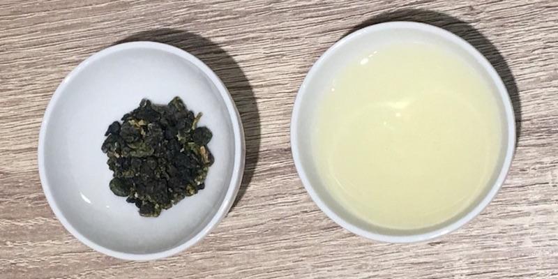 阿里山 凍頂烏龍茶
