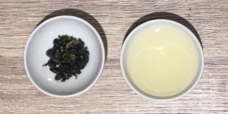 阿里山 金萱茶